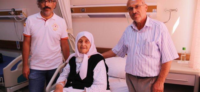 Erü Hastaneleri'nde İlk Kez Lokal Anesteziyle Tümör Ameliyatı Yapıldı
