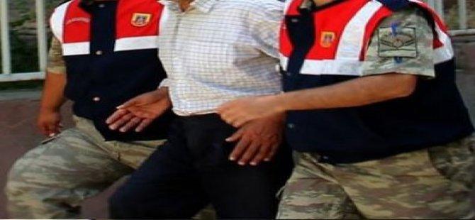 FETÖ-PDY operasyonunda gözaltına alınan albay tutuklandı