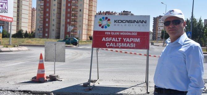 """Çolakbayrakdar, """"Beyazşehir'de yol sorunu kalmayacak"""