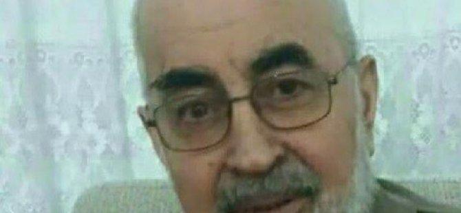 Kayseri'de emekli öğretmenden 2 gündür haber alınamıyor