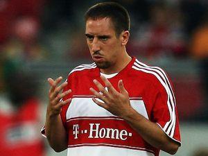 Ribery Cami Yaptırıyor