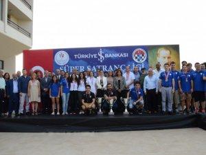 Türkiye İş Bankası Satranç Ligi'nde Kayseri Şeker ikinci oldu