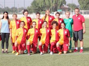 Galatasaray-Tursus Gençlerbirliği: 12-0