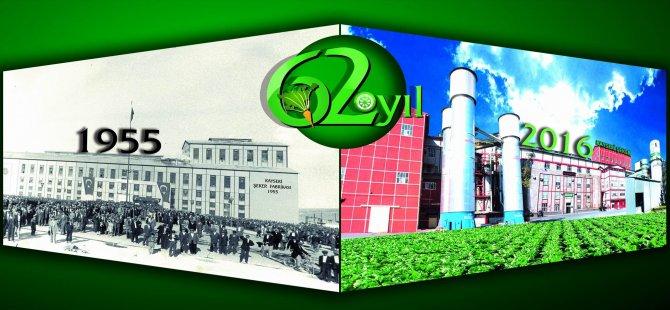 15 Temmuz Şehitleri Dayanışma Kampanyası'na Kayseri Şeker'den 1 milyon lira bağış