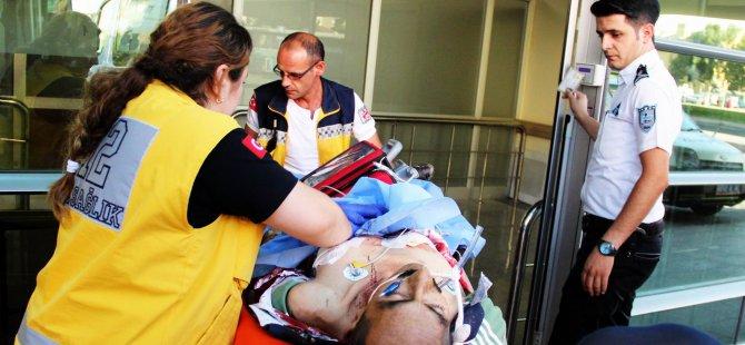 Kayseri İldem'de çifte cinayet 2 kişi öldürüldü