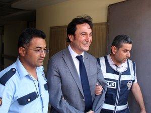Gözaltındaki AK Parti eski il başkanı Ömer Dengiz, doktor kontrolünden geçirildi