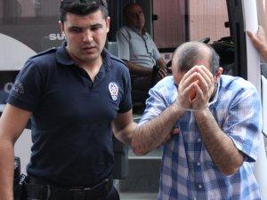 Kayseri'de Gözaltına alınan 30 polis adliyeye sevk edildi