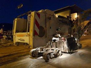 Develi Belediyesi doğalgaz çalışmalarına devam ediyor