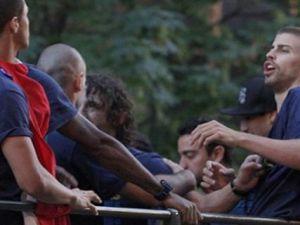 Barcelona'da Alkol Skandalı Yumruklar Konuştu