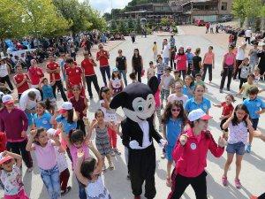 Spor Etkinlikleri A.Ş.'nin Sağlıklı Yaşam Yürüyüşleri devam ediyor