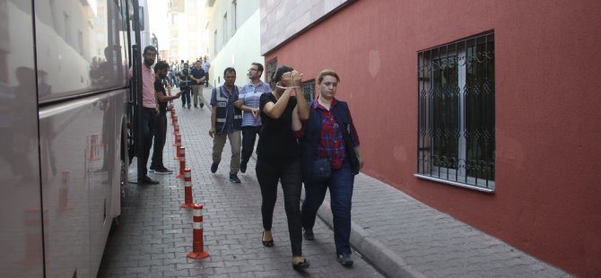Melikşah Üniversitesi'ne yapılan operasyonda gözaltına alınan 73 kişi mahkemeye sevk edildi