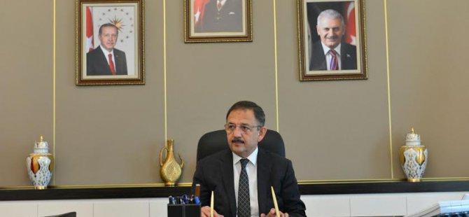 Bakan Özhaseki Fahiş radar cezası bitecek..