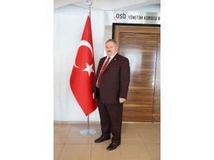 Kayseri OSB terör saldırılarını kınadı