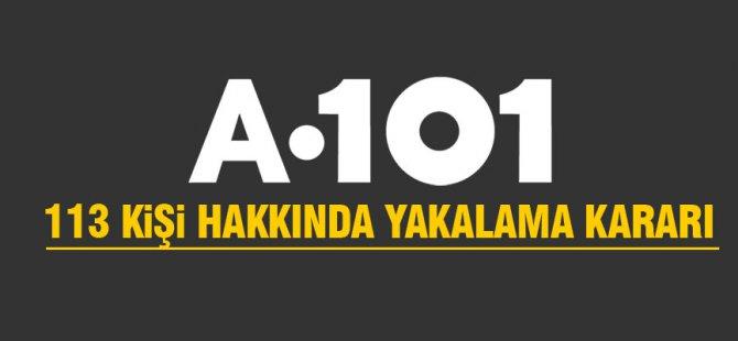 A101'e FETÖ operasyonu