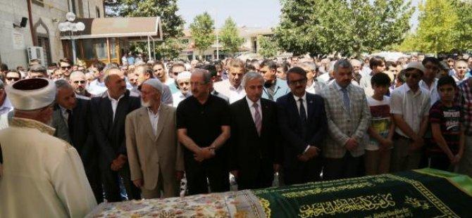 Hacılar Belediye Başkanı Doğan Ekici'nin acı günü