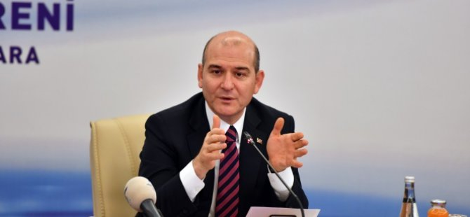 Bakan Soylu'dan Maaş iadesi açıklamaları
