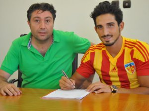 Kayserispor, Levent Gülen ile sözleşme imzaladı