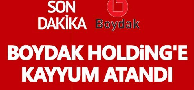 KAYSERİ'DE DEV HOLDİNGE KAYYUM ATANDI