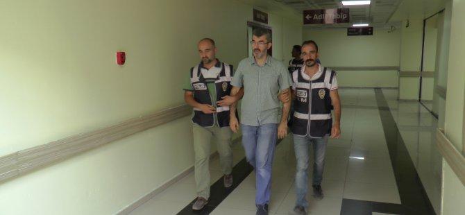 Kayseri'de FETÖ/PDY soruşturması Adliyeye sevk edilen 14 iş adamı ve eczacılar