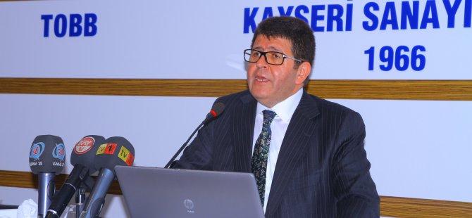 KAYSO Yönetim Kurulu Başkanı Mustafa Boydak: