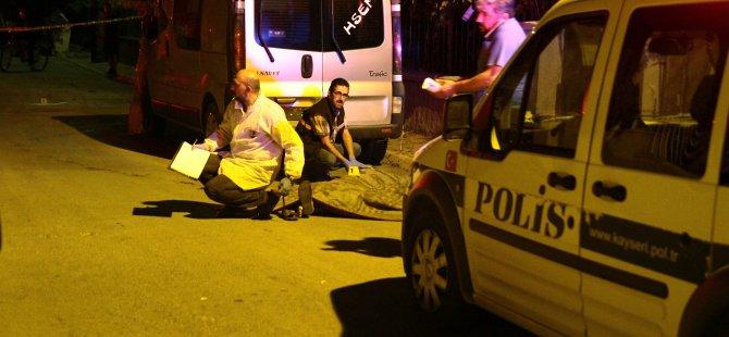 Kayseri'de bıçaklı kavgada bir genç öldü