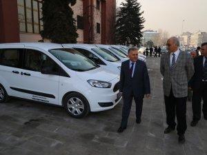 Melikgazi Belediyesi'nin araçlarının tamamı trafik sigortalı ve kaskolu