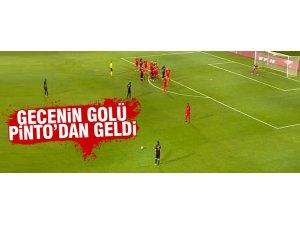 GECENİN GOLÜ PİNTO'DAN