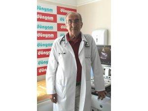 Özel Dünyam Hastanesi:Zenciler ve erkekler daha çok kalp krizi geçiriyor