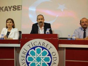 KTO Meclis Başkanı Ömer Gülsoy: