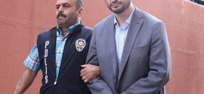 AK Parti eski  Kayseri İl Başkanı Ömer Dengiz tutuklandı