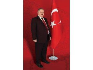 Kayseri OSB Yönetim Kurulu Başkanı Nursaçan'ın 30 Ağustos Zafer Bayramı mesajı