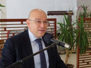 AK Parti Kayseri İl Başkanı Özden, 30 Ağustos Zafer Bayramını kutladı