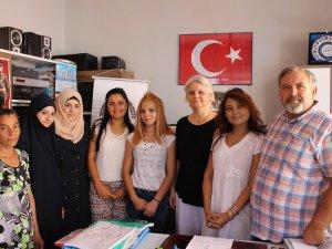 Kayseri'de Talasemi ve Lösemililer Derneği hobi kursu açtı