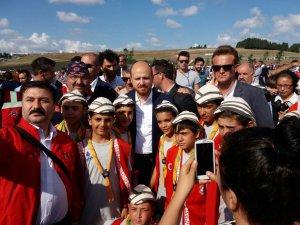 Genç Kaymek Bilal Erdoğan'la bir araya geldi