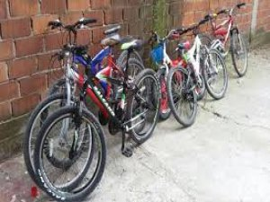 Kayseri'de Bisiklet hırsızı yakalandı
