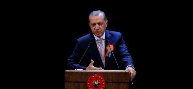 Erdoğan'dan dünyaya çok sert mesaj