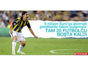 Transfer döneminde takım bulamayan futbolcu