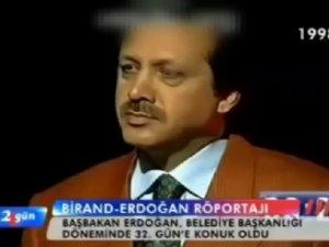 Erdoğan'ın 18 yıl önce Darbe' sorusuna verdiği tokat gibi cevap