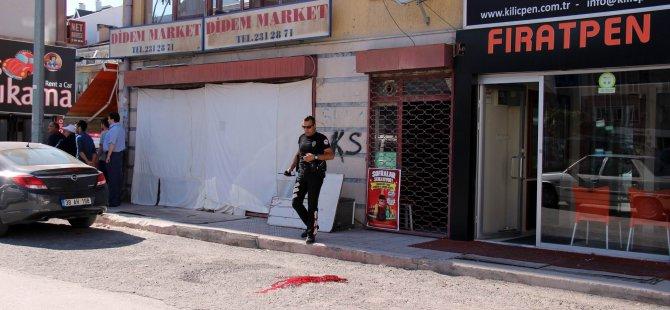 Kayseri'de 3. kattan düşen şahıs hayatını kaybetti