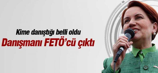 Akşener'in danışmanı da FETÖ'den ihraç edildi