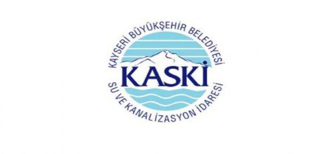 Kayseri Kaski su borçlarını taksitlendiriyor