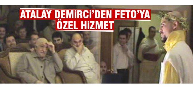 Atalay Demirci'den FETO'ya yaptığı özel gösteri-video