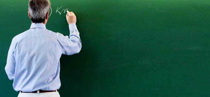 Teröre destek veren 11 bin 285 öğretmen açığa alındı