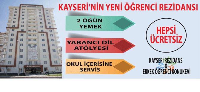 KAYSERİ REZİDANS