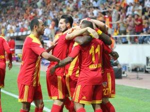 Kayserispor ile Galatasaray 1-1 berabere kaldı