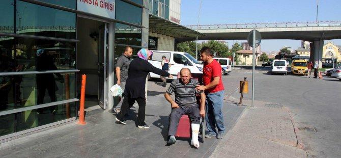 Kayseri'de 150 acemi kasap hastanelik oldu