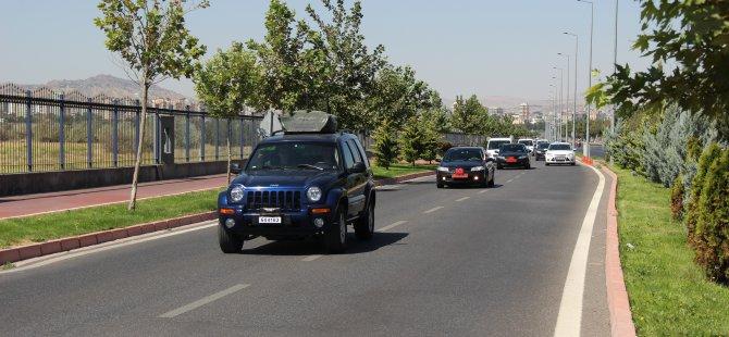 Genelkurmay Başkanı Orgeneral Hulusi Akar, Kayseri'de