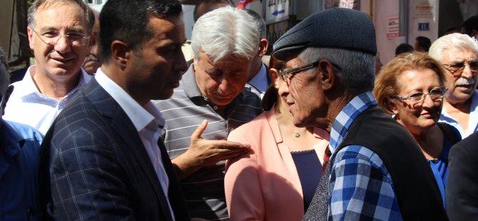 CHP İl Başkanlığı'nda bayramlaşma programı düzenlendi