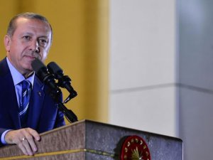 Erdoğan'dan milli sporcuya tebrik telgrafı
