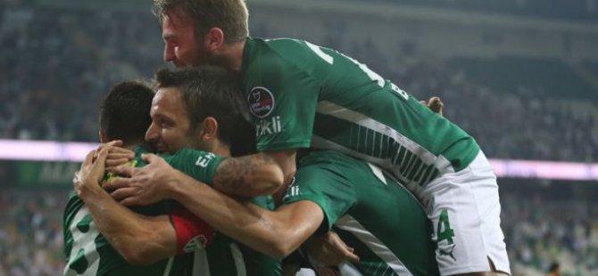Bursaspor 3 - 1 Kayserispor